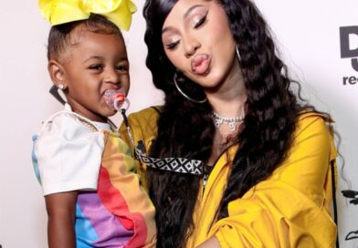 Watch Cardi B and Daughter Kulture Take You on a Tour of an Aquarium