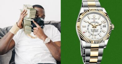 Bobby Shmurda Picked This Watch for His First Day Out