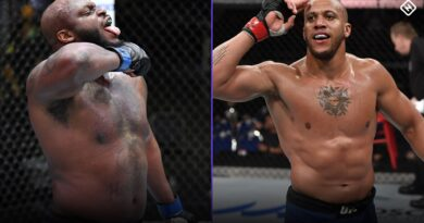 UFC 265 odds, predictions, betting trends for Derrick Lewis vs. Ciryl Gane