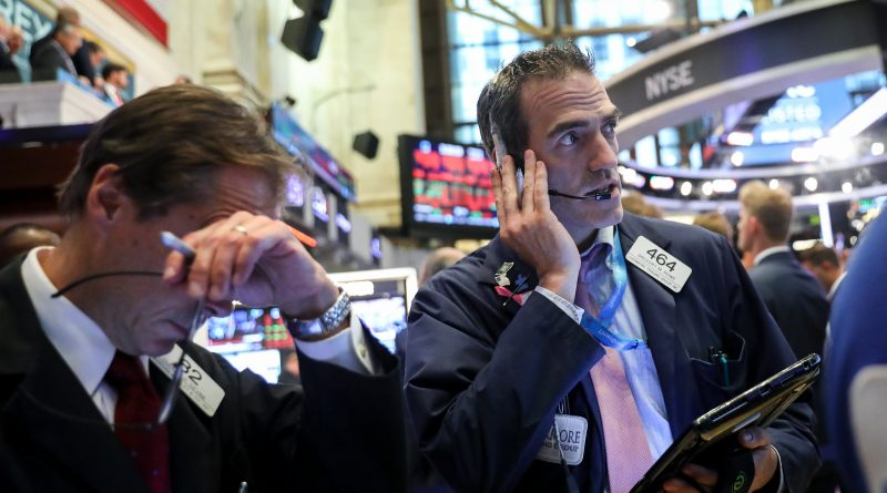 Stock futures are flat following the S&P 500's worst day since May, Fed meeting ahead