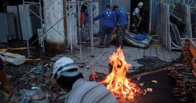 Taiwan Apartment Fire Kills at Least 46 People