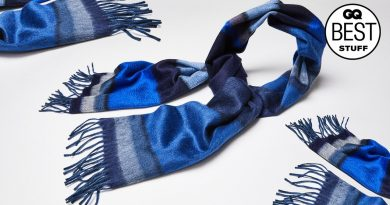 21 Best Men's Scarves in 2021: Cashmere, Wool, Down, and More
